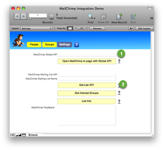 MailChimp Integration with FileMaker Pro – Part 2 of 3 (6/6)