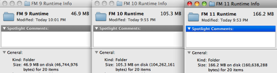 Submitting FileMaker Runtimes to the Mac App Store (2/4)