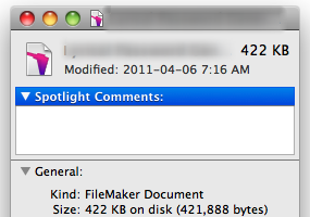 Submitting FileMaker Runtimes to the Mac App Store (1/4)
