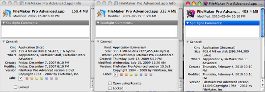 Submitting FileMaker Runtimes to the Mac App Store (3/4)