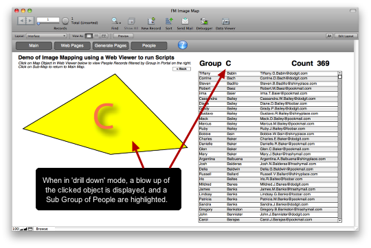 FileMaker and Image Maps in a Web Viewer | HomeBase Software