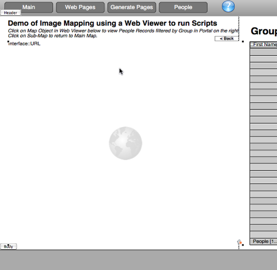 FileMaker and Image Maps in a Web Viewer (6/6)
