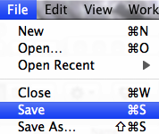 Move Selected Files into a New Folder using AppleScript and Automator (4/6)