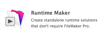 Using FileMaker 12 Runtime files with FileMaker Go 12 (1/6)