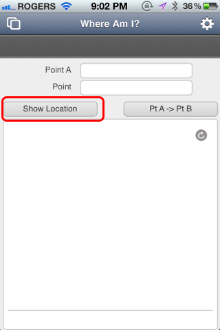 Where Am I? Using FileMaker Go 12 to track your Location (2/6)