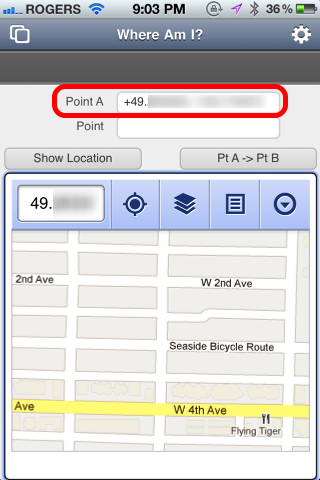 Where Am I? Using FileMaker Go 12 to track your Location (3/6)