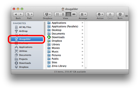 How to find lost image files in your Mac Mail folder (1/6)