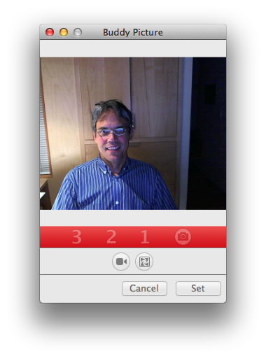 How to Automate Webcam Photo Capture Within Filemaker Pro (Mac) (4/6)