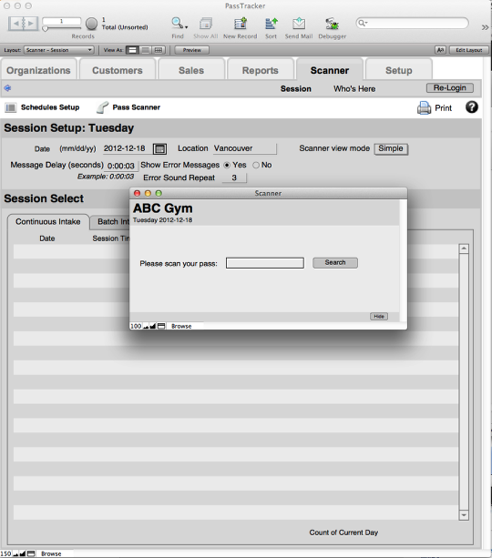 Building a Barcode System in FileMaker Pro (3/6)