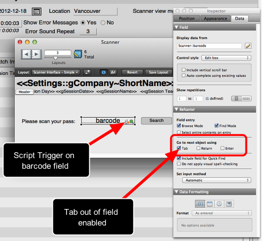 Building a Barcode System in FileMaker Pro (6/6)