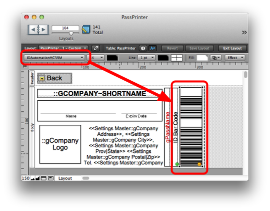 Building a Barcode System in FileMaker Pro (4/6)