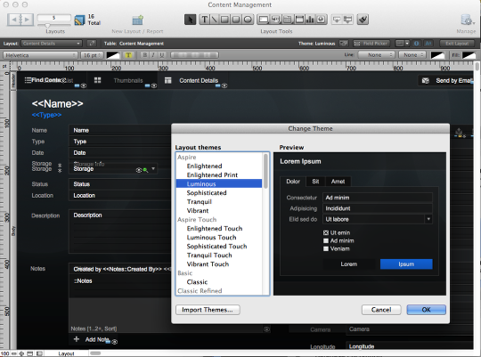 FileMaker Pro 13 - First Thoughts (4/6)