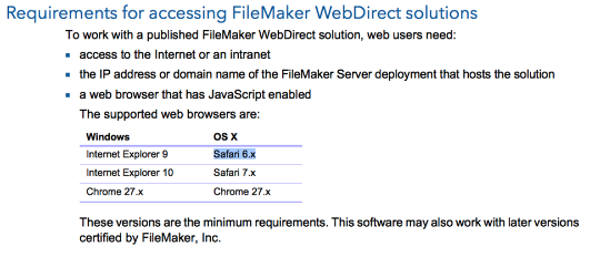 FileMaker Pro 13 - First Thoughts (3/6)