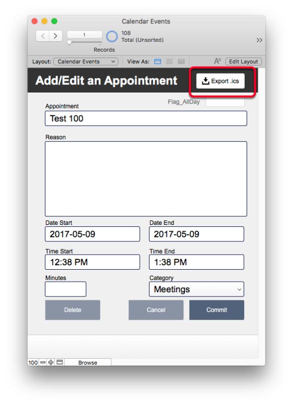FullCalendarIO – a Javascript/HTML Calendar for FileMaker Pro